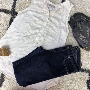 Big Star Maddie Skinny Mid-Rise Jean Size 30R